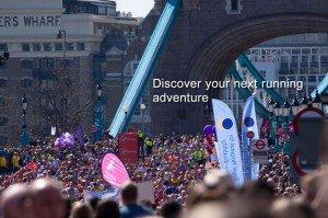 Ayuda a los corredores a encontrar eventos deportivos con un proyecto como MyNextRun