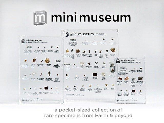 El emprendedor Hans Fex supera el millón de dólares en Kickstarter con un museo en miniatura