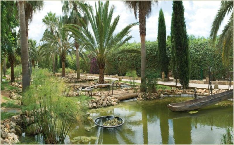 Emprendedores mallorquines abren el primer resort que une arte y naturaleza