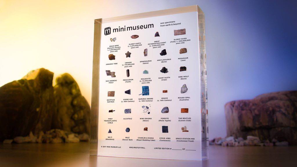 El emprendedor Hans Fex supera el millón de dólares con un museo en miniatura