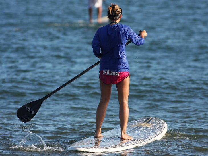 Proyecto emprendedor de Paddle Surf con Marc Foraster