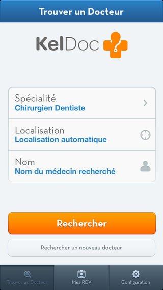 Descubre KelDoc, una web para encontrar médicos creada por un emprendedor español afincado en Francia