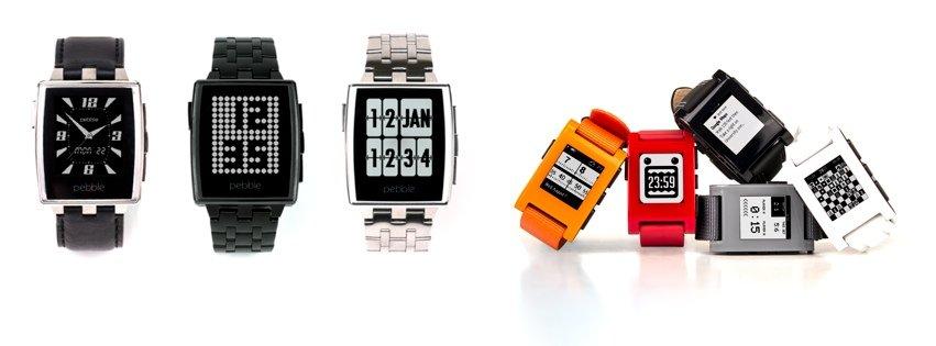 Pebble, un reloj inteligente que recauda 10 millones de dólares