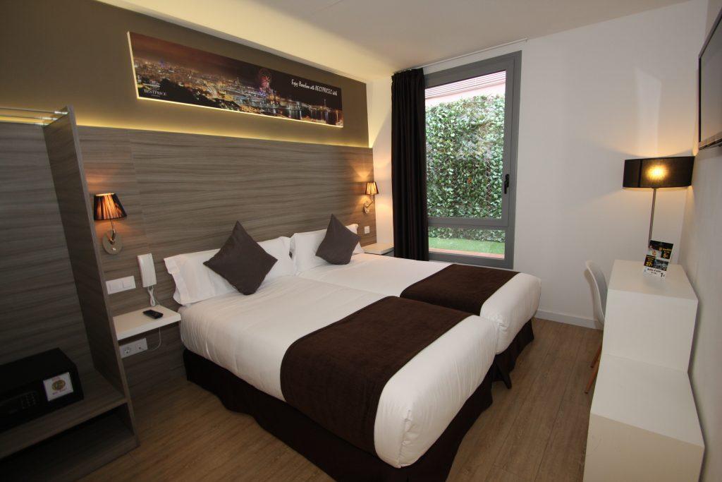 Si viajas a Barcelona alójate en el primer hotel para emprendedores
