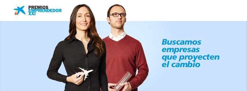 ¿Tienes una empresa? ¡Participa en los Premios Emprendedor XXI!