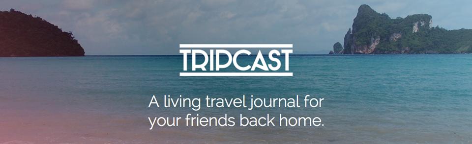 Conviértete en emprendedor imitando a Tripcast, un diario de viaje para el smartphone