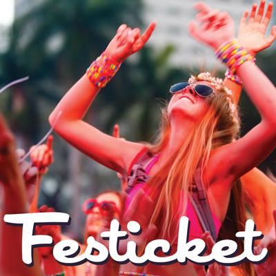 Festicket, la mejor plataforma para organizar conciertos. ¡Tráela a España!