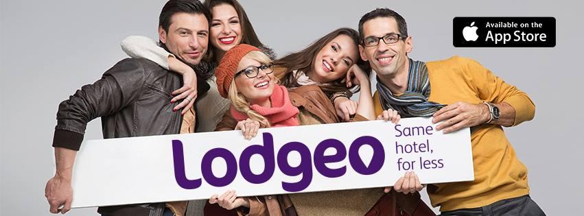 Lodgeo, un comparador de hoteles para el móvil que solo está disponible para iOS