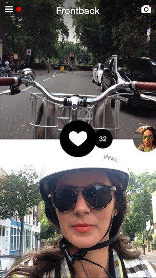 Adéntrate en el mundo de los selfies creando una app como Frontback