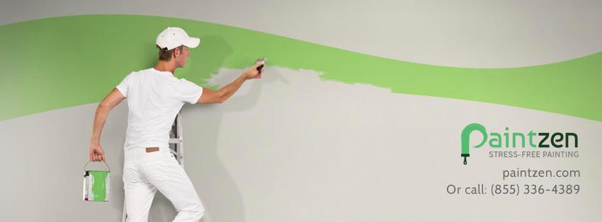 Consigue que pintar la casa sea muy sencillo creando un proyecto como PaintZen