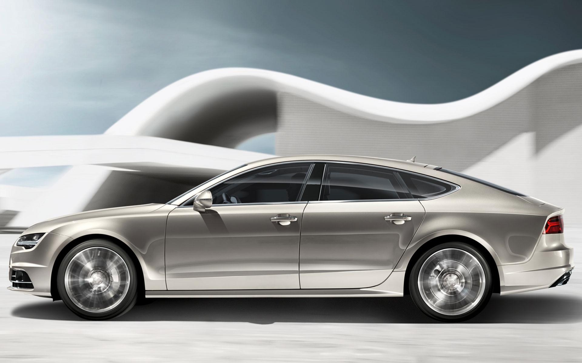 Audi A7 Sportback, el coche de los emprendedores más exigentes