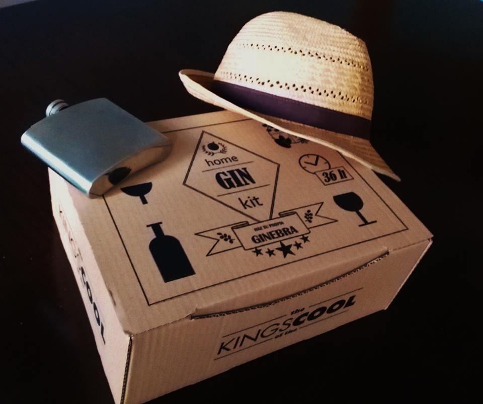 El emprendedor Gonzalo Aixa crea Home Gin Kit para que podamos elaborar ginebra en casa-