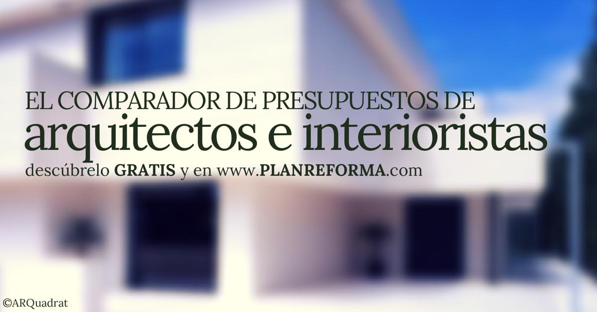Plan Reforma, la primera plataforma que une a particulares, arquitectos e interioristas