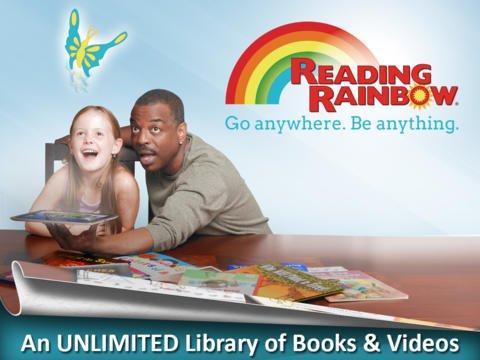 Reading Rainbow fomenta el amor por la lectura y recauda 3 millones en una semana