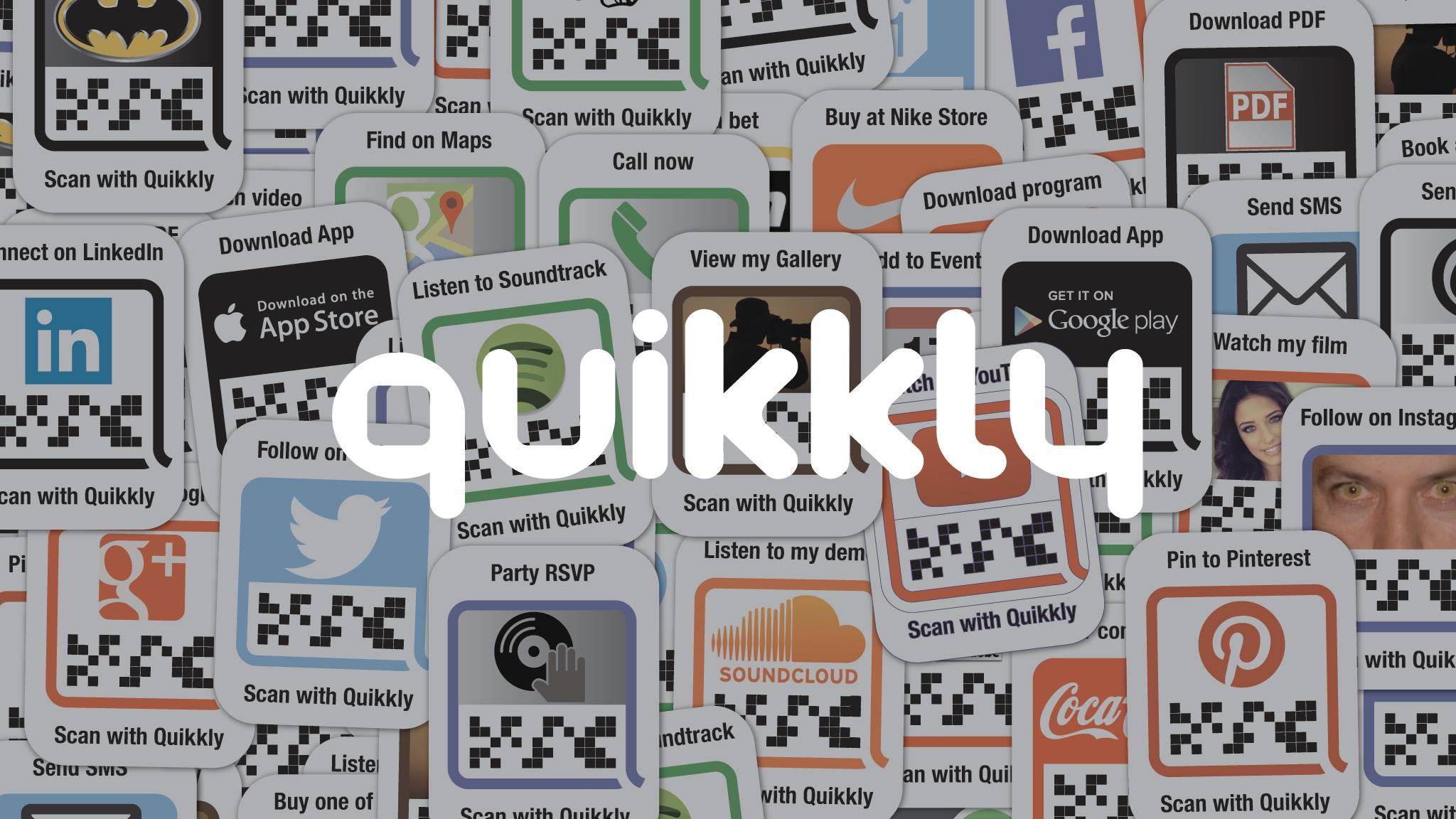 Mejora los códigos QR emprendiendo con un proyecto similar a Quikkly