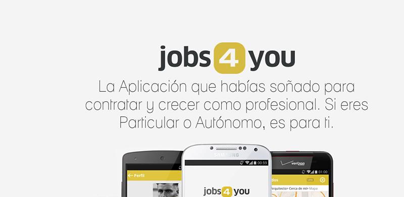 ¿Eres autónomo? Descubre Jobs4you, la aplicación para freelances