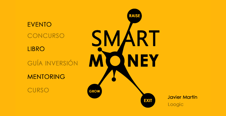 Llega Smart Money, un evento de crowdfunding para emprendedores organizado por Loogic