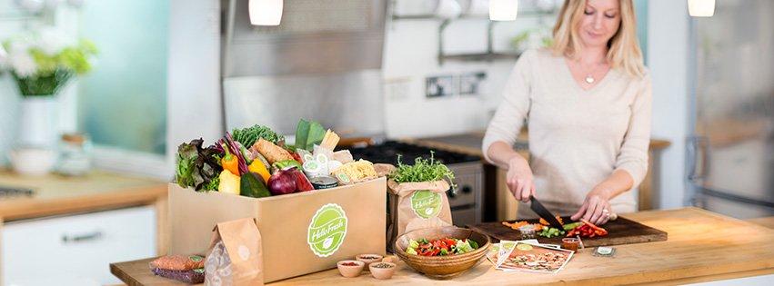 Inspírate en HelloFresh, una empresa de entrega de comida a domicilio que ha recaudado 126 millones
