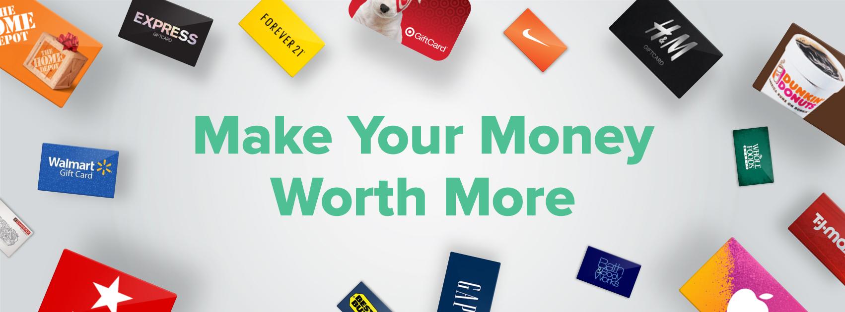 Inspírate en Raise, una plataforma para comprar y vender tarjetas de regalo