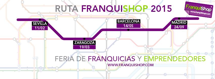 Llega FranquiShop, una feria que adentra a los emprendedores andaluces en el mundo del emprendimiento