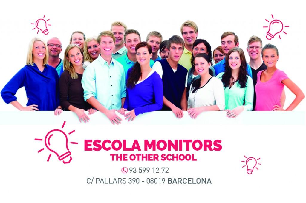 Tarjeta Escola Monitors