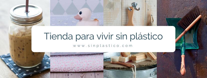 Sinplastico.es, una tienda on-line española que vende productos sin plástico
