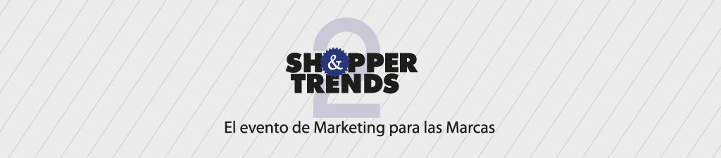 El evento de marketing para las marcas Shopper&Trends se celebrará el 25 de marzo en Madrid