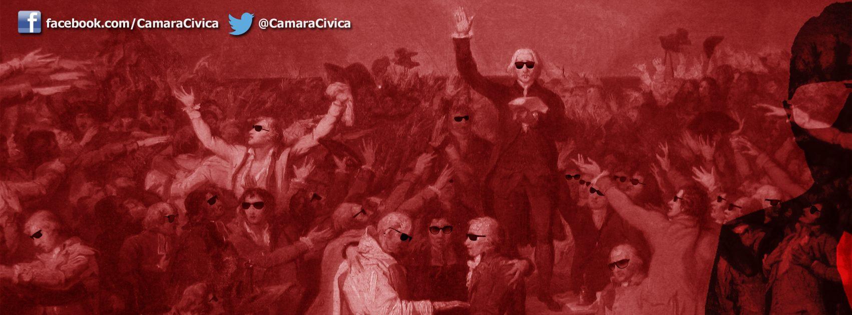 Nace Cámara Cívica, una empresa de asesoría política a través de películas y series televisivas