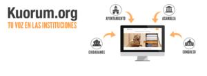 Kuorum.org, un portal web que conecta a políticos y electores