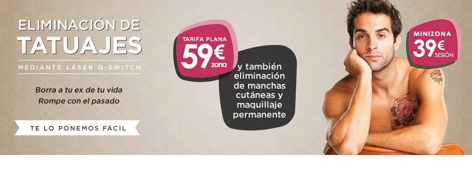 La empresa especializada en eliminación de tatuajes Tattoo Cleaners llega a Madrid