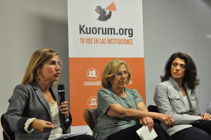 La plataforma Kuorum.org nos habla de emprendimiento y liderazgo femenino