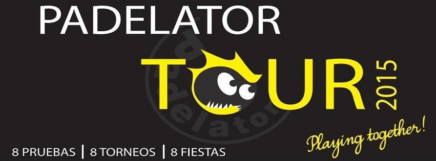Nace Padelator, una web que reúne a jugadores, clubs y tiendas de pádel