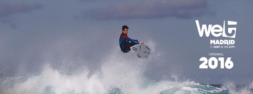 Madrid tendrá un parque de olas para hacer surf en el año 2016