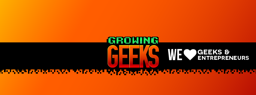 Growing Geeks, la primera webserie española sobre emprendedores