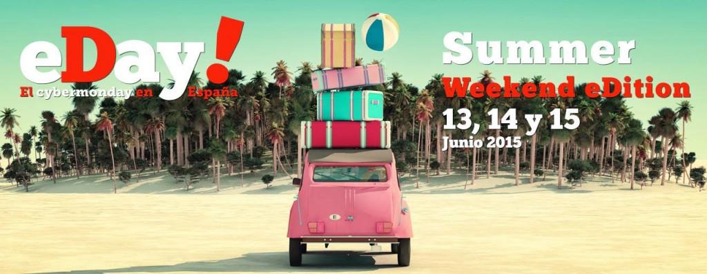 Llega eDay Weekend, rebajas de verano con descuentos de hasta el 80 en tiendas online