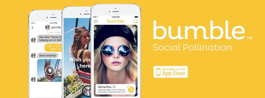 Si quieres crear una aplicación de citas, encuentra inspiración en Bumble