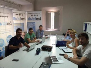 La empresa Icired es seleccionada por Alhambra Venture, la mayor ronda de financiación del sur de España