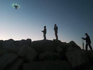 La empresa española ADTS Group crea cursos de formación para aprender a pilotar drones