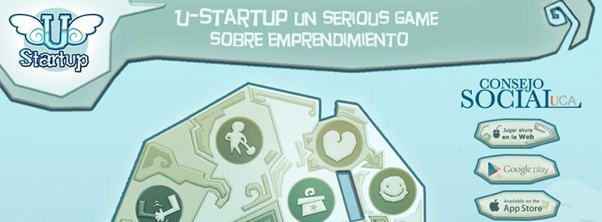 Llega UStartup, un videojuego para aprender a emprender de una forma divertida