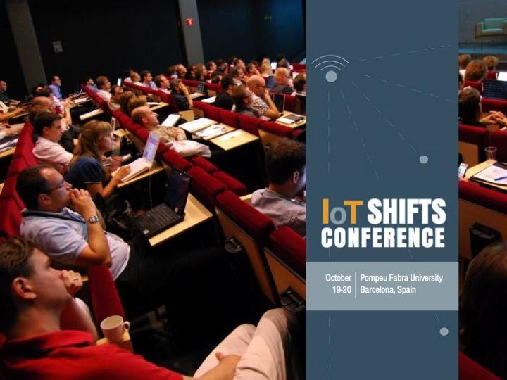 Comienza IoT Shifts Conference, un evento que busca crear oportunidades de negocio en internet