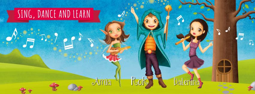 La cadena de jugueterías educativas Eurekakids lanza un disco de canciones infantiles