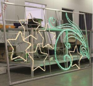"""Los emprendedores de Prilux iluminan las calles con productos de Navidad """"made in Spain"""""""