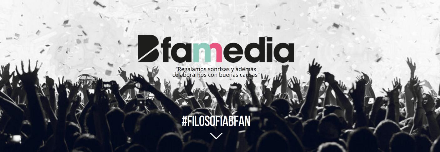 Bfanmedia permite felicitar la Navidad con vídeos protagonizados por un cantante o deportista