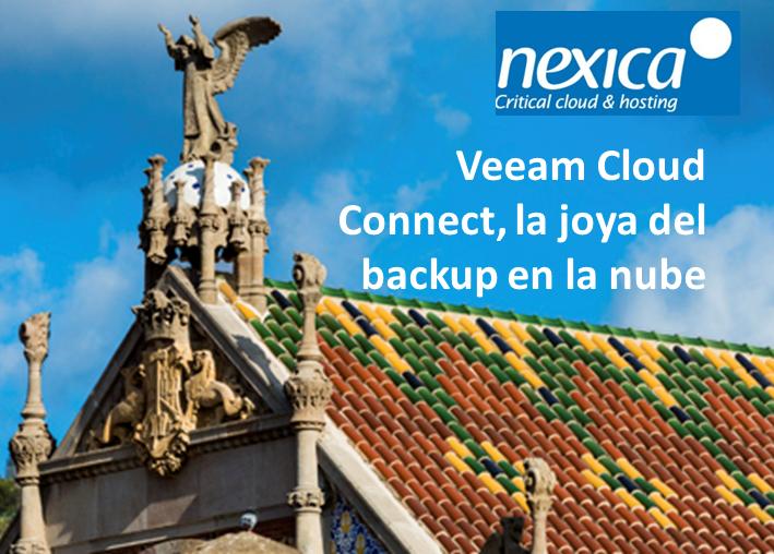 Nexica te ayuda a guardar los datos de tu empresa en copias de seguridad con gran facilidad