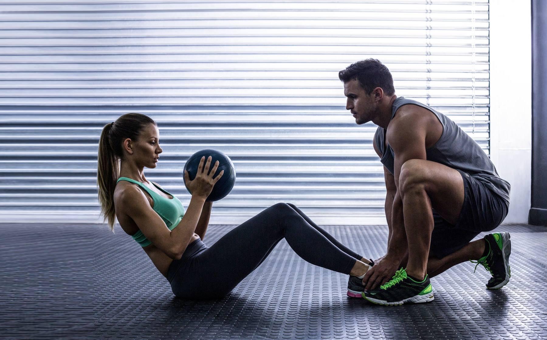 Facilita la búsqueda de un entrenador personal creando un proyecto como Find your trainer