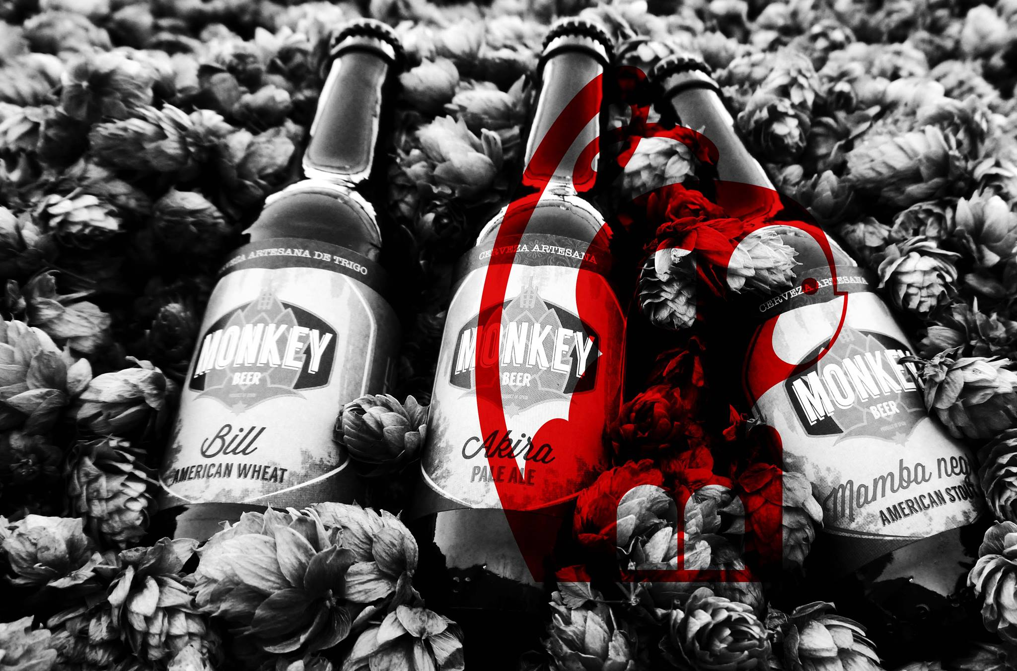 Cervezas Monkey, una empresa de cerveza artesana creada por emprendedores españoles