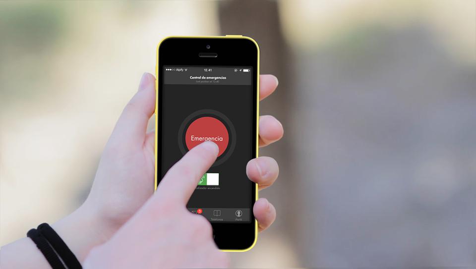 Alpify, una aplicación de emergencia que ha superado el millón de descargas