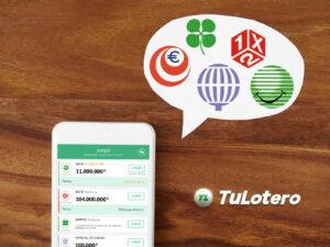 La App TuLotero te acerca la administración de lotería a tu bolsillo