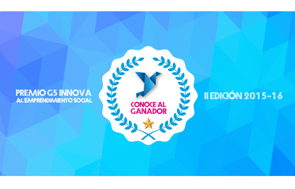 Lazzus, una app que ha ganado el Premio G5 Innova al Emprendimiento Social