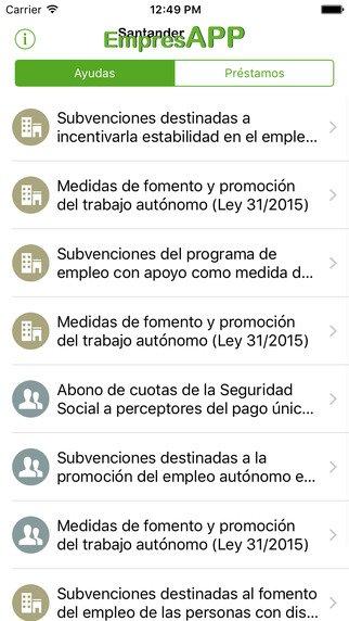 Llega EmpresApp, una aplicación con información sobre ayudas para emprendedores